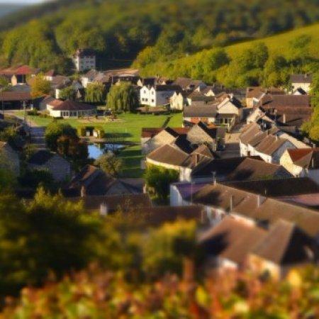 Fontenay-près-Chablis, notre village.